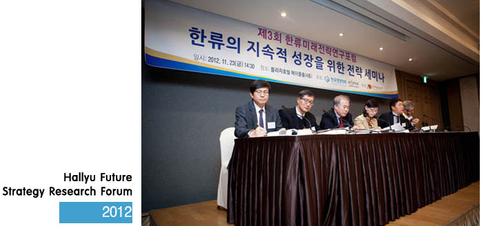 Hallyu Future Strategy Research Forum